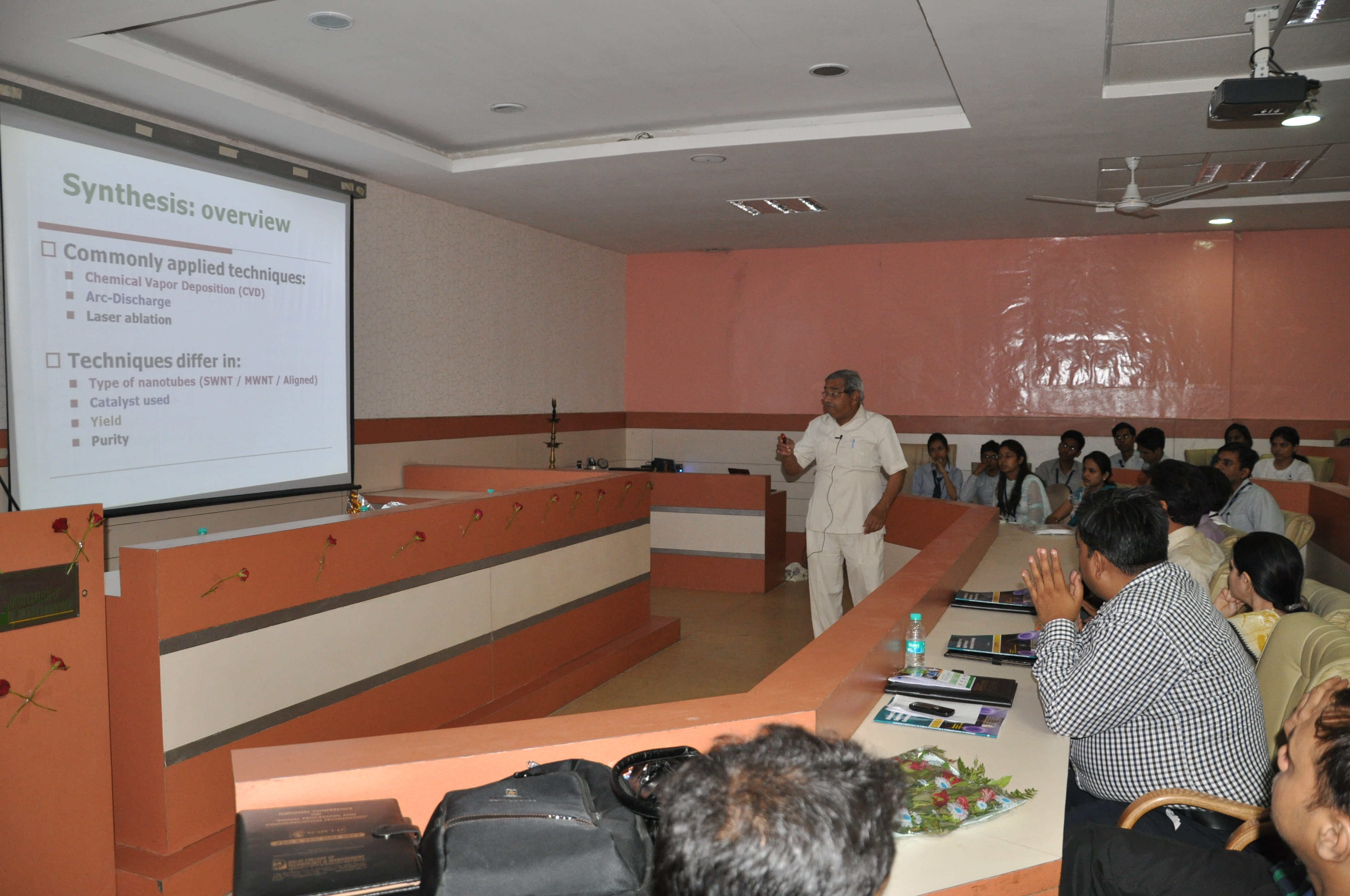 Seminars/Guest Lectures